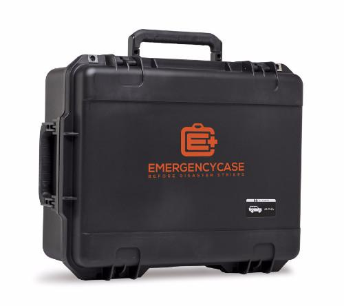 Super Durable Emergency Medium (Case Only) - Waterproof, Lockable, and Handle