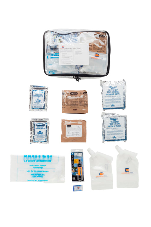 Food & Water Kit