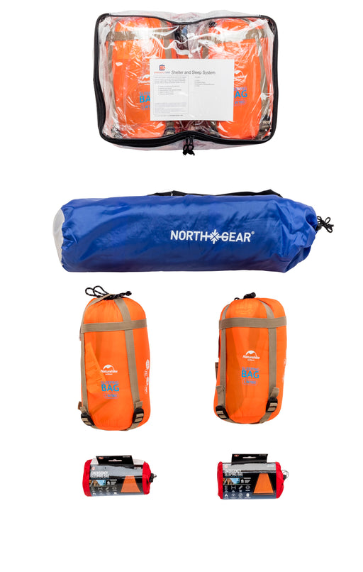 Sleep & Shelter Kit