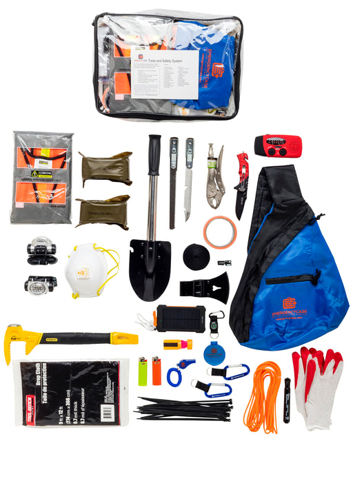 Tools & Safety Kit