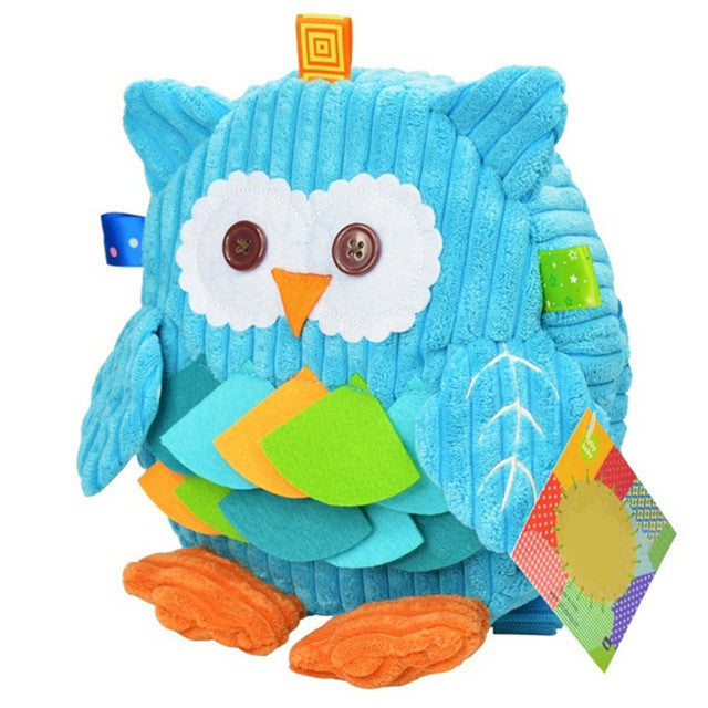 Owl Animal Children Fashion Backpacks School Bags
