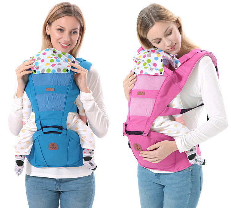 Squirrelbaby Reversible Baby Carrier Multi Colour dot Suitable For Girls and Boys