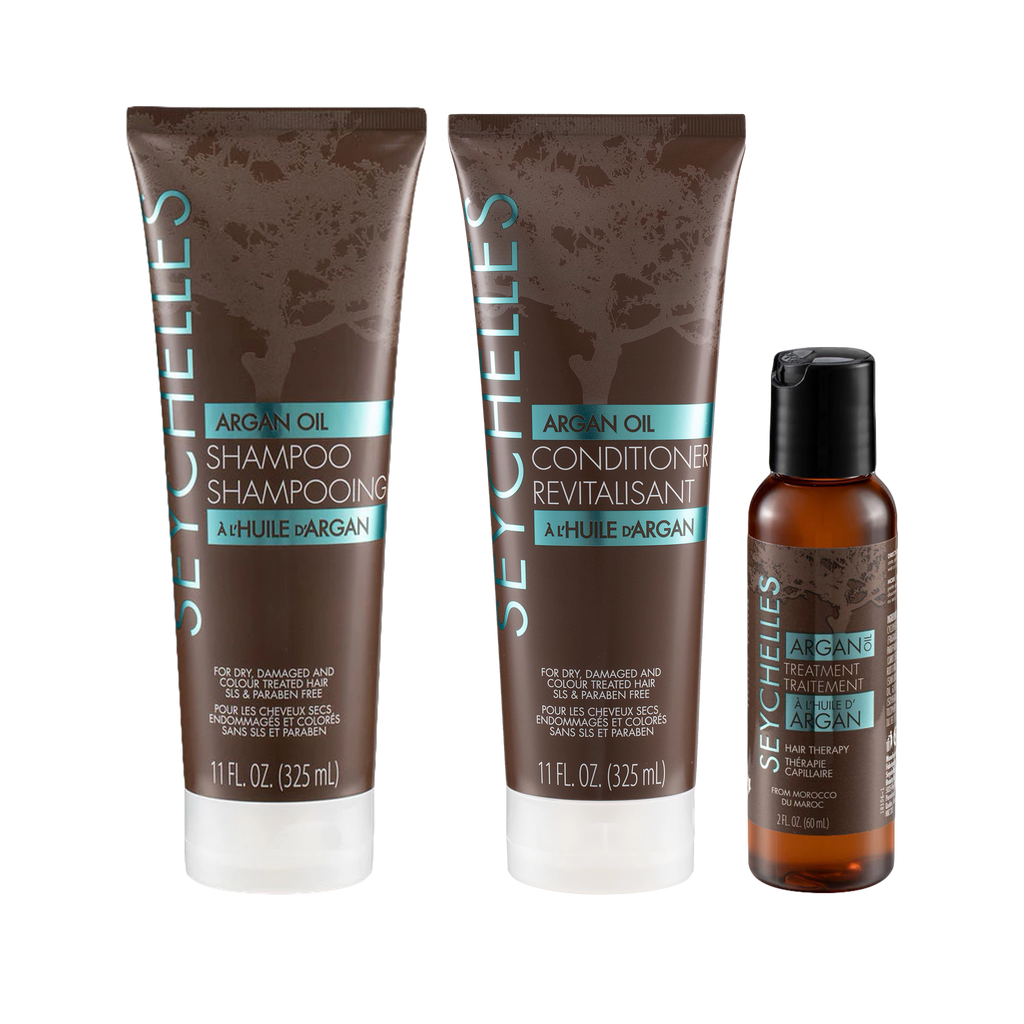 Damage Repair Argan oil collection