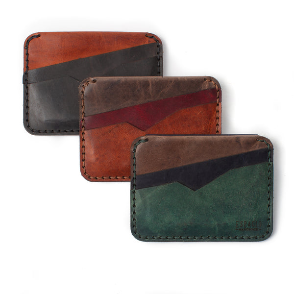 Slim Jim Leather Wallet