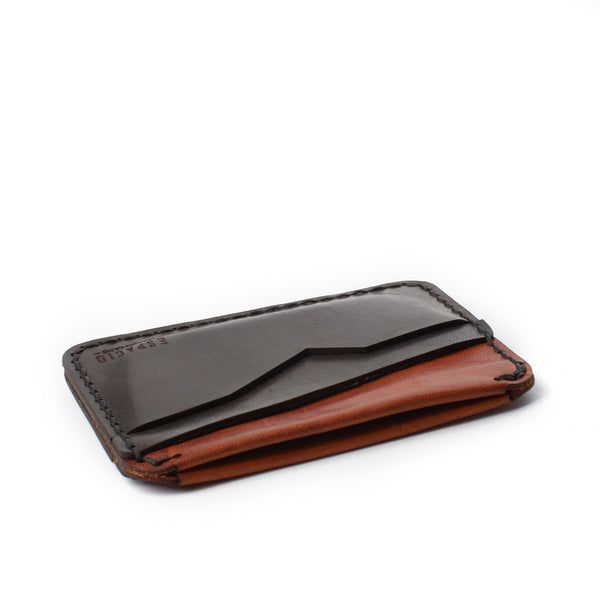 Slim Jim Minimalist Leather Wallet