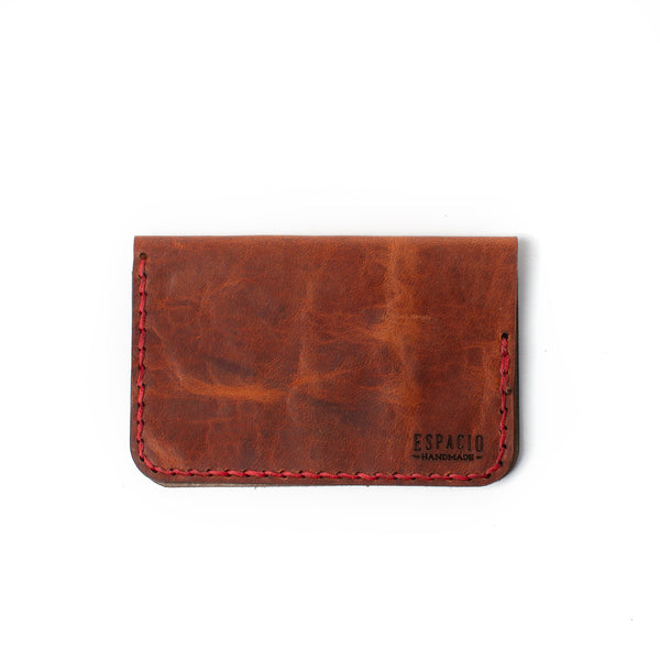 Card Collector Leather Wallet