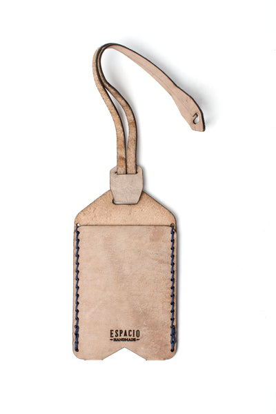 Leather Luggage Tags - Bitches Be Trippin