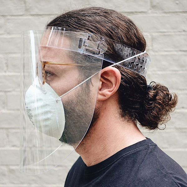 Face Shield protective mask PPE