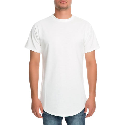 Men's French Terry Raw Tee