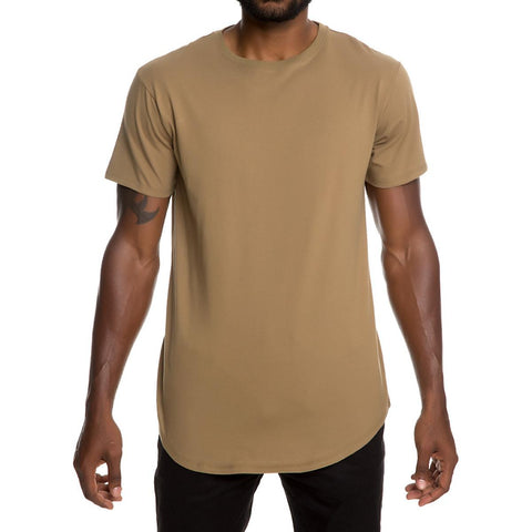Men's SS Scallop Tee