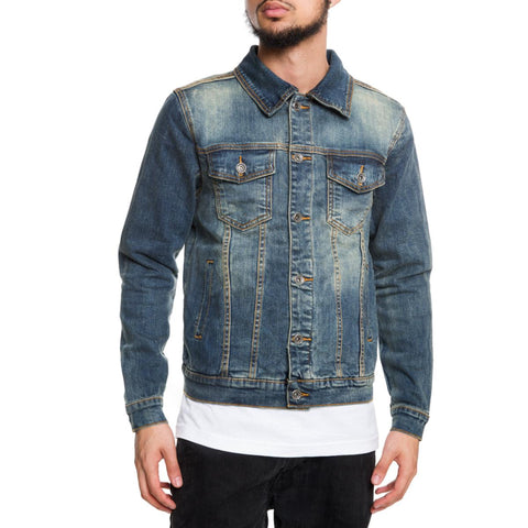 TOM DENIM JACKET