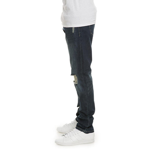 Men's Destruct Denim Jean