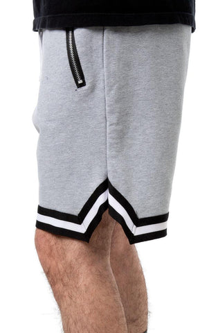Fleece Track Shorts