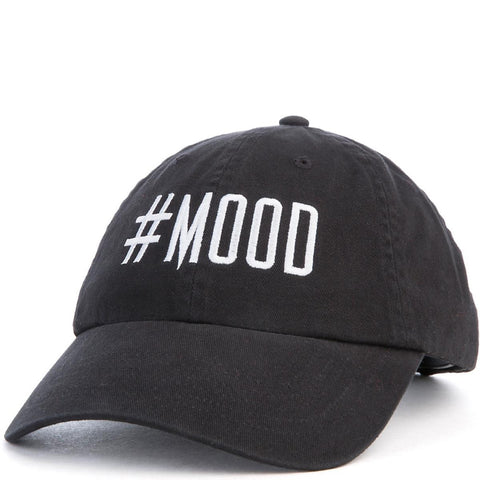 #Mood Strapback Hat