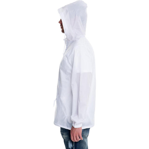 Men's Nylon Anorak Jacket