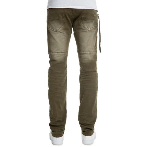 Men's Zipped Ripped Pants