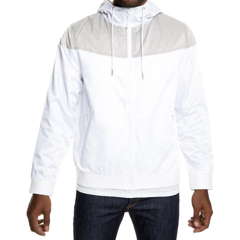 Men's Full Zip Nylon Jacket