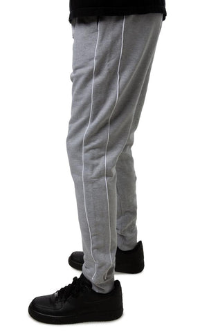 Piped Joggers