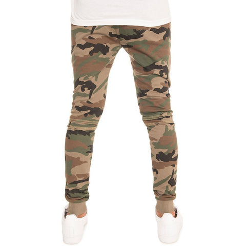 Men's Ripped Joggers