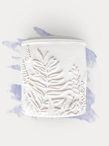 Purifying | Eucalyptus & Mint Ceramic Candle