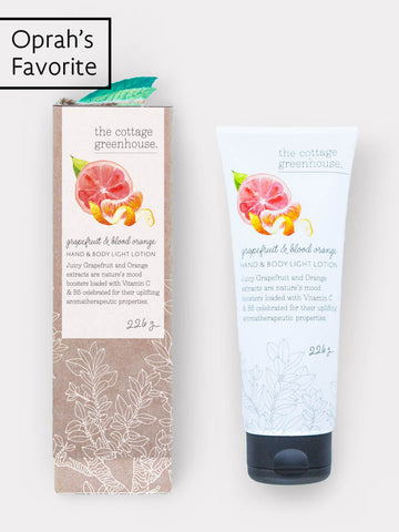 Oprah's Favorite Things 2016: Grapefruit & Blood Orange Hand & Body Lotion