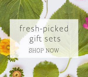 Fresh-picked Natural Spa Gifts for the Holidays