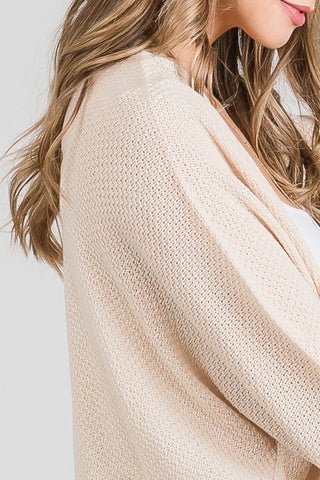 Nell Cardigan-Cream