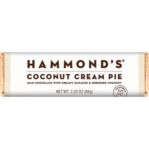 Coconut Cream Pie Milk Chocolate Bar 2.25oz