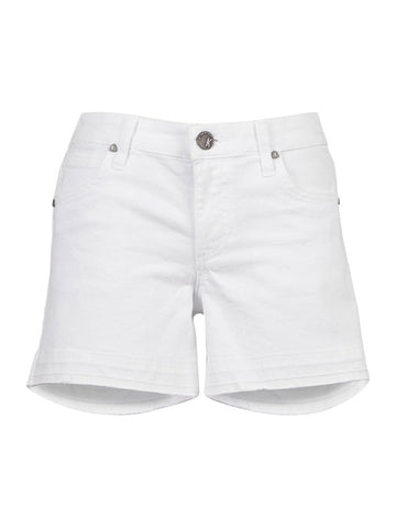 KUT Andrea White Shorts
