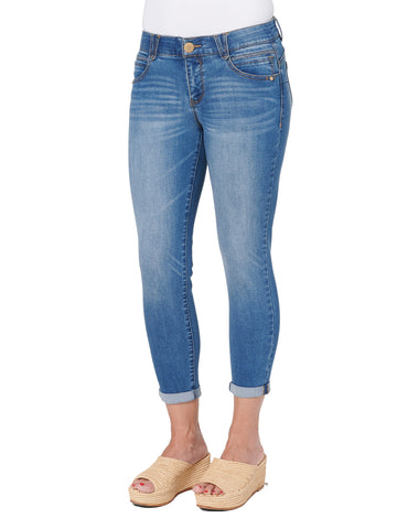 Democracy Curvy Ankle Skinny