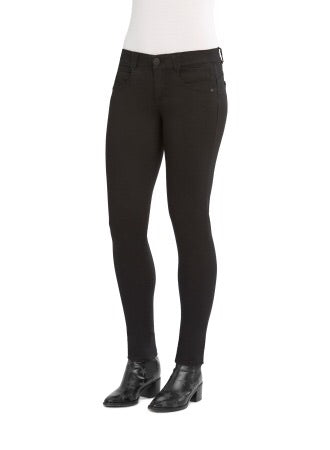 Curvy Democracy Black Denim