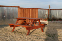 Picnic Table - Kids Stand Alone - WePlayAlot