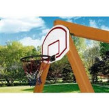 Basketball Hoop for Outdoor Playset - WePlayAlot