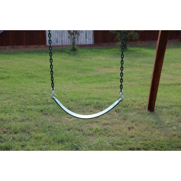 Belt Swing with Chain - Backyard Swing Set - WePlayAlot