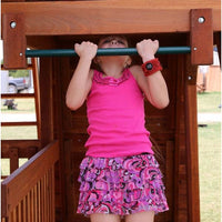 Chin Up Bar for Wooden Playsets - WePlayAlot