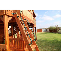"OUT OF STOCK Handle Rail for Children's Playset (Long- 42"" each) - WePlayAlot"