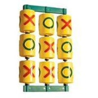 OUT OF STOCK: Kids Built-in Tic Tac Toe Board - WePlayAlot
