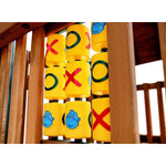 Kids Built-in Tic Tac Toe Board - WePlayAlot