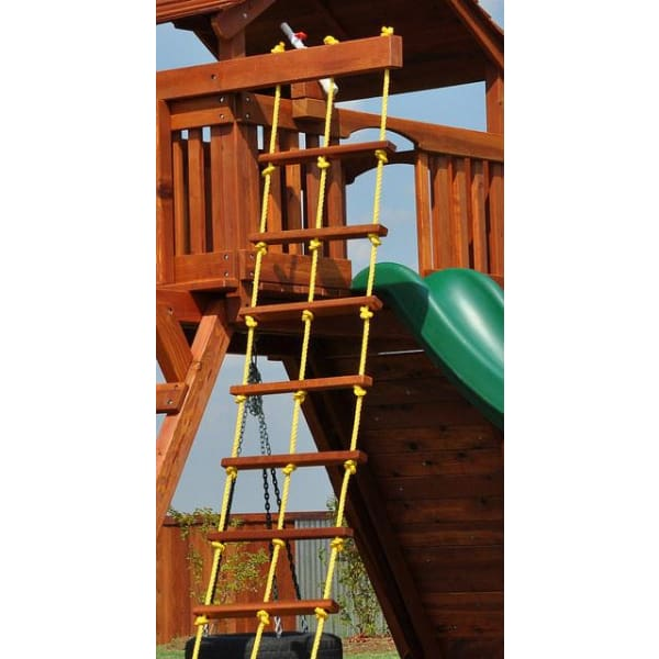 Playset Rope Ladder Accessory - WePlayAlot