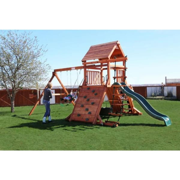 Rustler Swing Set - Playset - WePlayAlot