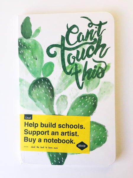 Denik Notebooks | Can't Touch This