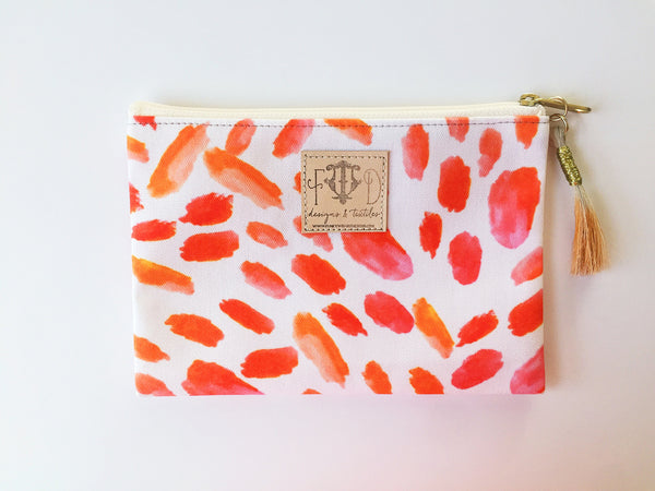 Brooke Wright Designs | Dotty (coral)