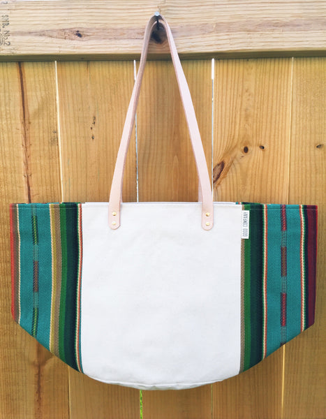 Good Company Wares | Everyday Tote Turquoise