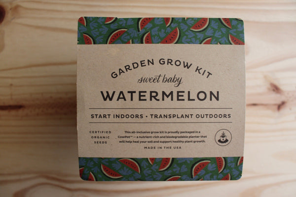 Modern Sprout | Watermelon Drop In Kit