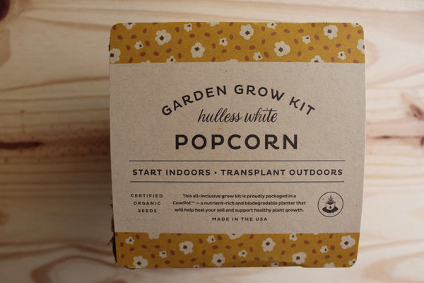 Modern Sprout | Popcorn Drop In Kit