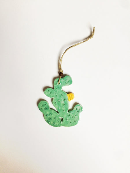Line & Dot | Prickly Pear Ornaments