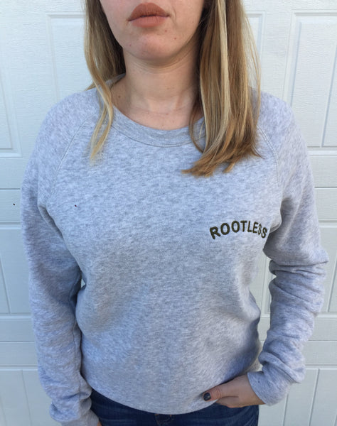 The Rootless Wanderer | Rootless Sweatshirt