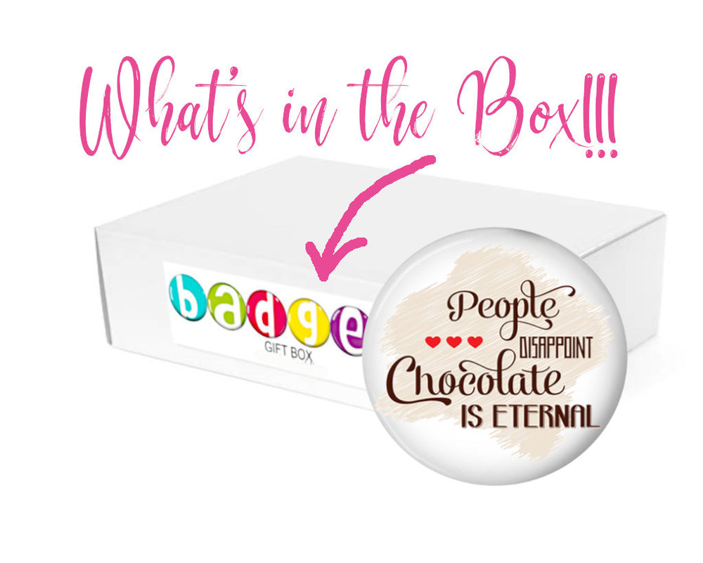 Chocolate Mystery gift box