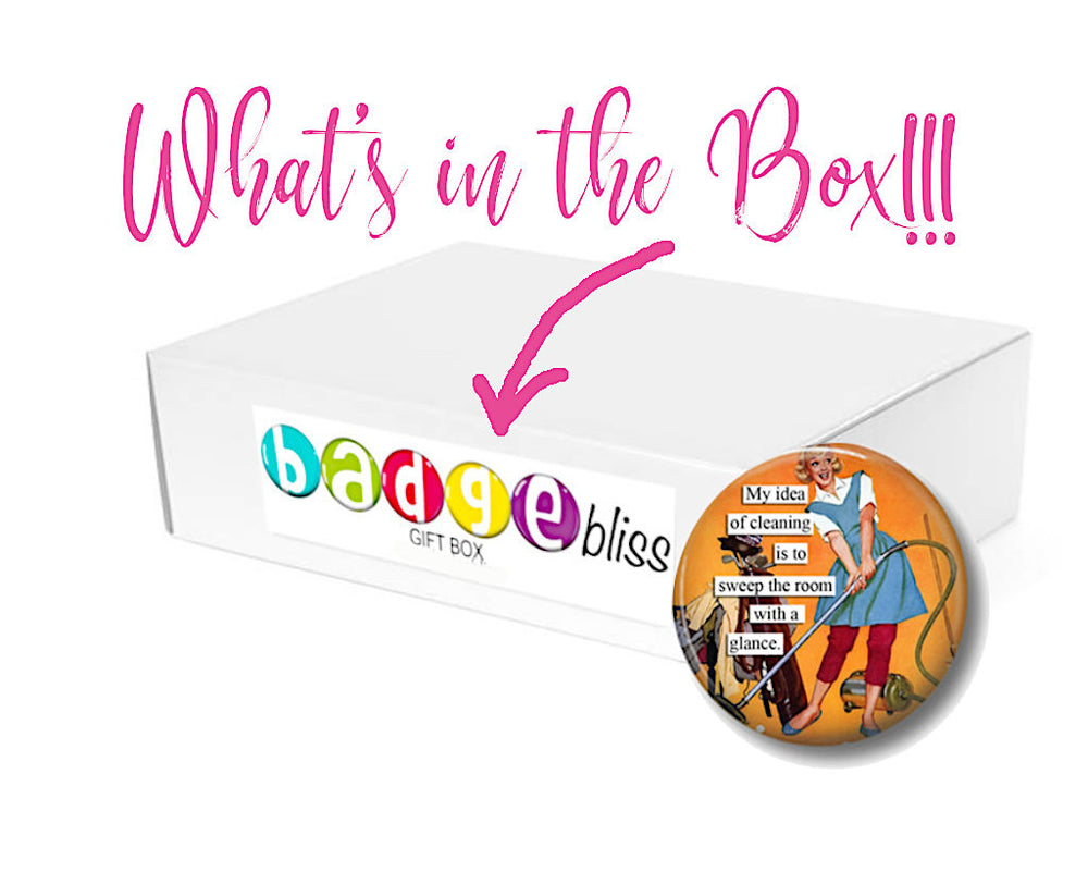 Domestic Goddess Mystery gift box