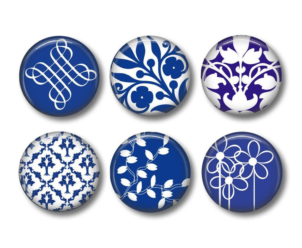 China Blue  fridge magnets